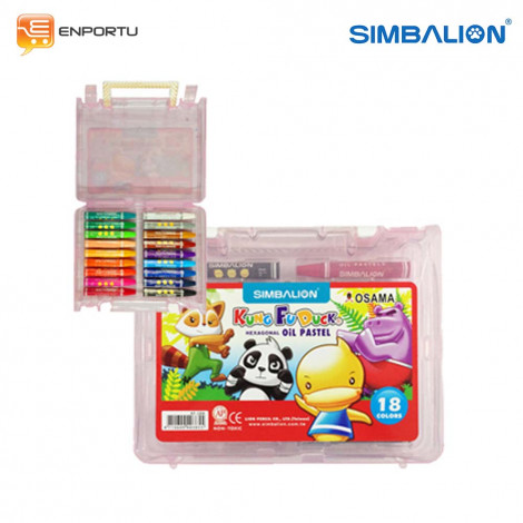 SIMBALION Kungfu Duck Plastic case KF 18A