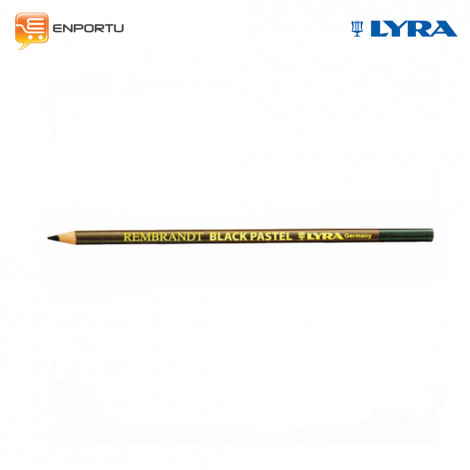 Jual Pensil LYRA Black Chalk Pencil