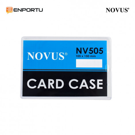 Novus Card Case NV-505 (105 x 150 mm)