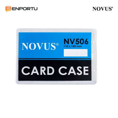 Novus Card Case NV-506 (110 x 150 mm)