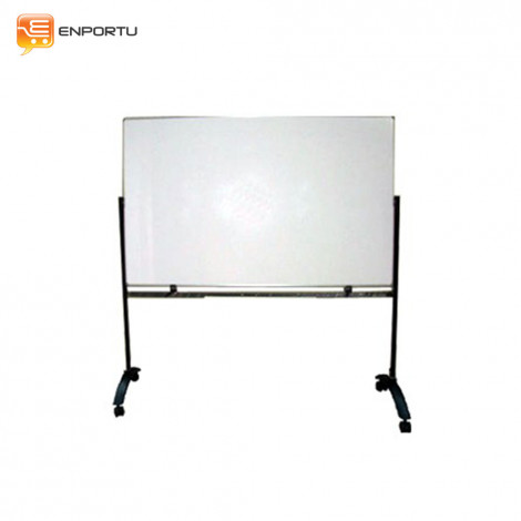 SAKANA WhiteBoard Double Face Stand 120x240