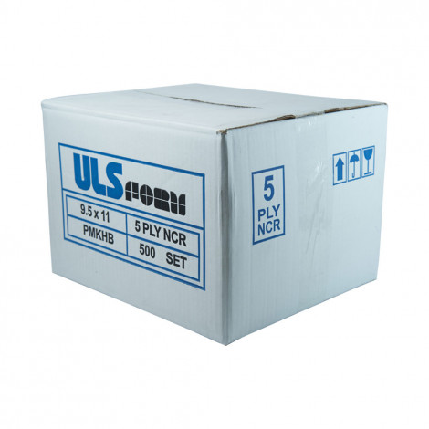 ULS Continuous Form 9.5 x 11 NCR - 5ply