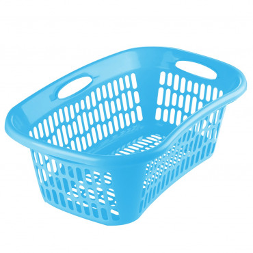 Kiramas Laundry Basket - 0123 HIP Blue