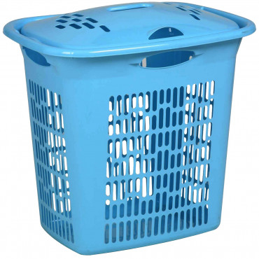 Kiramas Laundry Basket - 0125 HOLA Blue