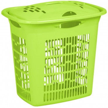 Kiramas Laundry Basket - 0125 HOLA Green
