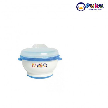 Puku Baby Food Grinder Set (3in1) 14318-Blue