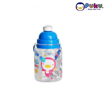 PUKU Botol Minum One-touch Open 800 cc P14603 Blue