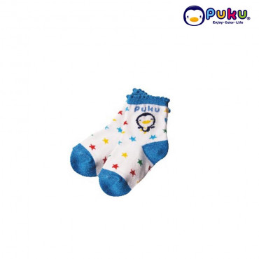 Puku Baby Sock 27017 (12-24 Month) - Blue