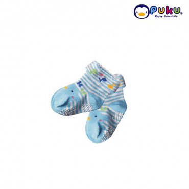 Puku Baby Sock 27031 (0-12 Month) - Blue