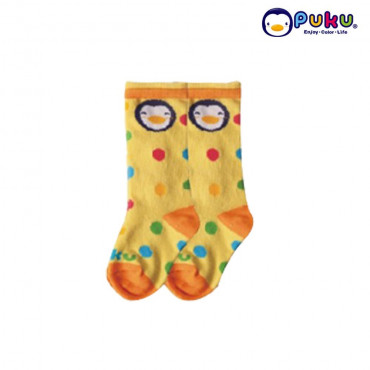 Puku Baby Sock 27032 (24-36 Month) - Yellow