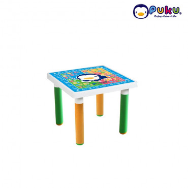 Puku Fantastic Table Small 5208 Yellow and Green