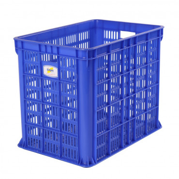Kirapac Industrial Container 7208 (80 Liter) - Blue