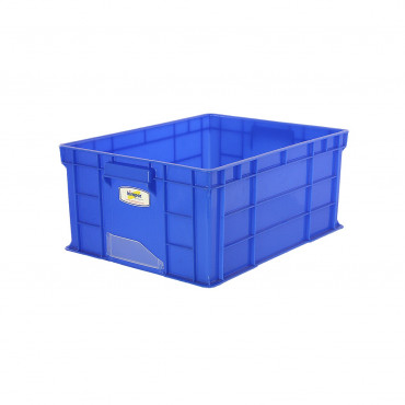 Kirapac Industrial Container 7212 (41 Liter) - Blue