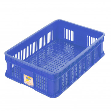 Kirapac Industrial Container 7251 LBG (14 Liter) - Blue