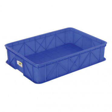 Kirapac Industrial Container 7252 PLS (28 Liter) - Blue