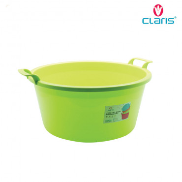 Claris Baskom Anti Pecah Tuff 3251 - Green