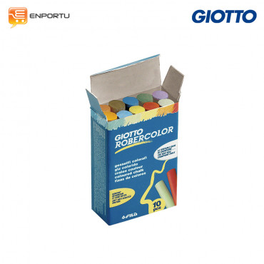 Jual Kapur GIOTTO Robercolor 10 Colors