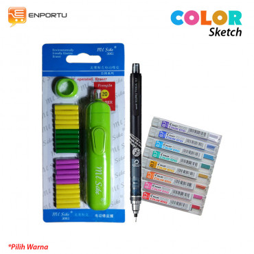 Jual Paket Color Sketch