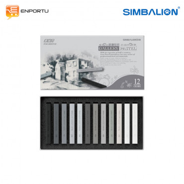 Jual SIMBALION SP-12S SOFT PASTEL (SKETCH)