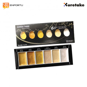 Kuretake Gansai Tambi Starry Colors
