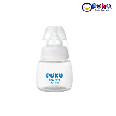 Puku PP Feeding Bottle 60 ML - 10815 [ Botol Susu Mini ]