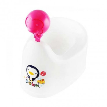 Puku Baby Potty 80954 - Pink