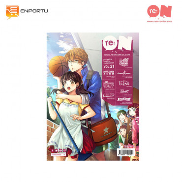 Majalah re:ON Comic Vol. 21