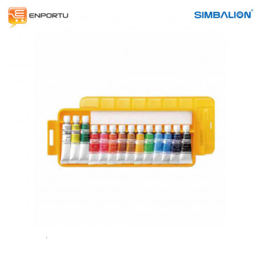 Simbalion Water Color Plastic Case WCP.14 (GCP 14A)