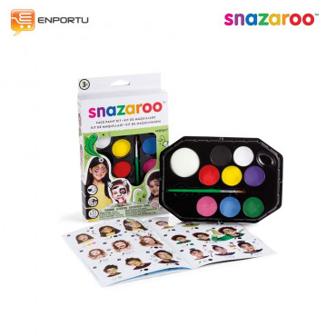 Snazaroo Face Painting Kit Unisex