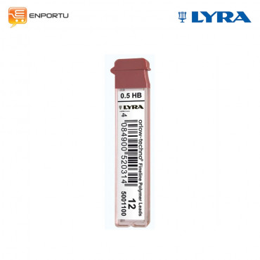 Lyra Mechanical Pencil Orlow - Techno Leads Refill 0.5 mm HB