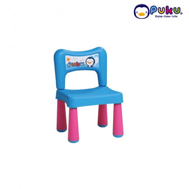 Puku Kidzone Children Chair 5199-Biru
