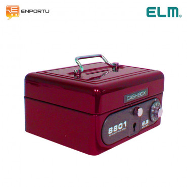 ELM Cash Box 8801