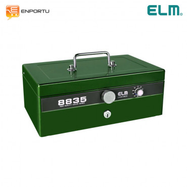ELM Cash Box 8835