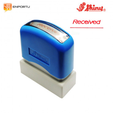 Jual SHINY Stamp (Received)