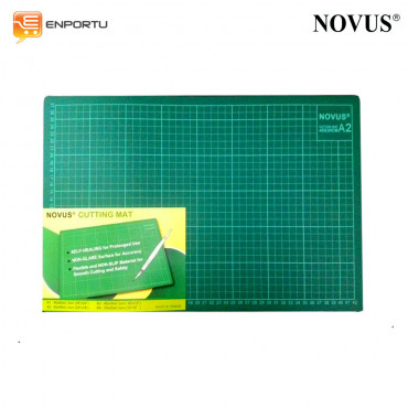 Jual NOVUS Cutting Mat A2 (600 x 450 x 3 mm)