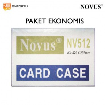 Jual Card Cases NOVUS NV-512 (A3 - 420 x 297 mm)