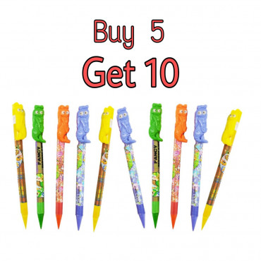 BUY 1 GET 1 - Mechanical Pencil SP-FM-01E (isi 10pcs)
