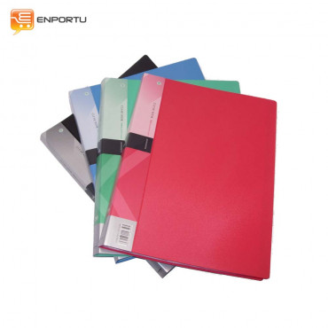 KINARY - Clear Book Fabric (A4)/CF-1020