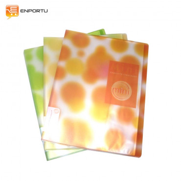 KINARY Clear Book Mini CPR-30A (A4)