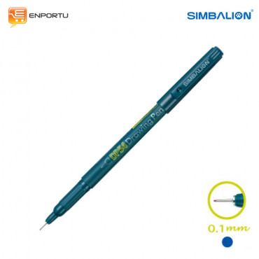 Simbalion Drawing Pen 0.8 mm - BLUE