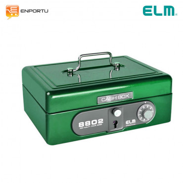 ELM Cash Box 8802-Green