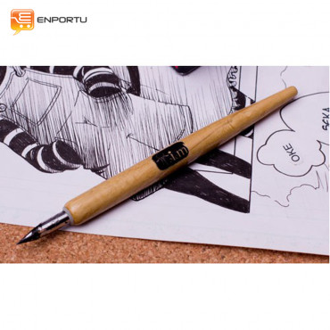 Jual EIEM Pen Holder Wood