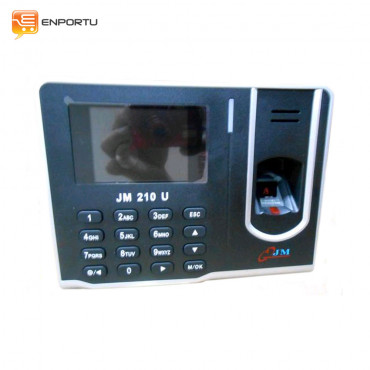 JM 210 Fingerprint
