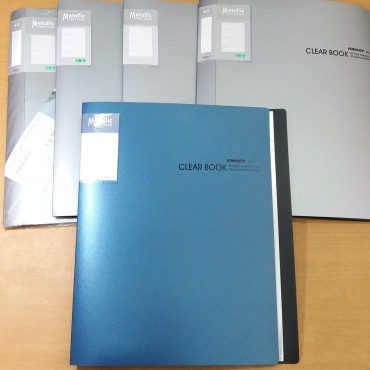 Kinary Clear File Holder (40 Sheets) HL-840