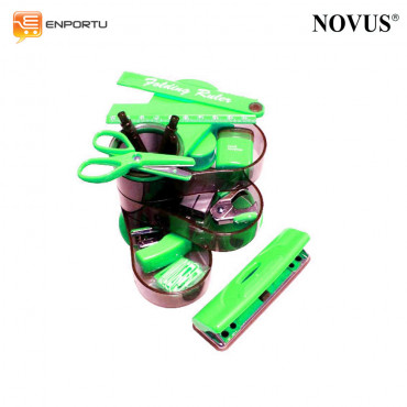 Novus Stationery Set SS386-PH Green
