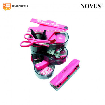 Novus Stationery Set SS386-PH Pink