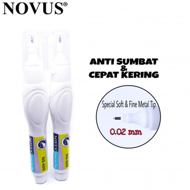 Novus Correction Pen NS-609 (5 ML )