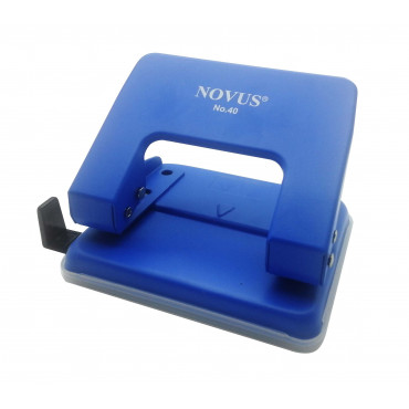 Novus Paper Punch No.40 - Blue