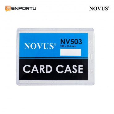 Novus Card Case NV-503 (100 x 135 mm)