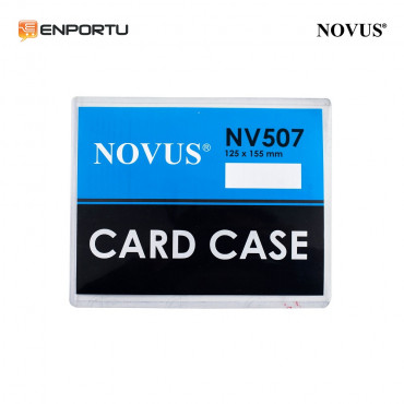 Novus Card Case NV-507 (125 x 155 mm)